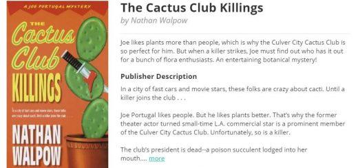 Cactus Club Craziness